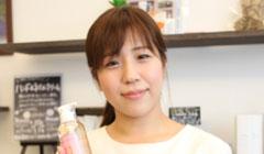 Kairi Monguchi, Esthetician staff2