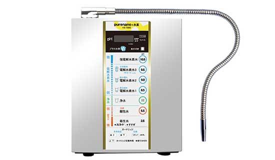 acid water machine